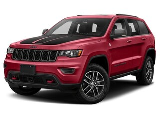 New 2018 Jeep Grand Cherokee Trailhawk SUV in Embrun, ON