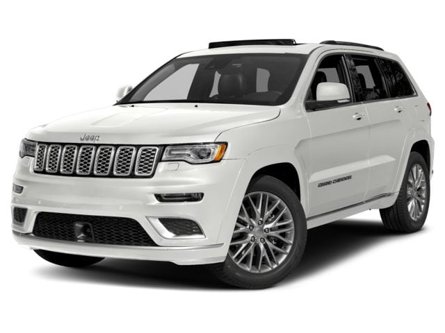 2018 Jeep Grand Cherokee Summit VUS