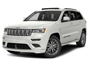 2018 Jeep Grand Cherokee Summit Sport Utility