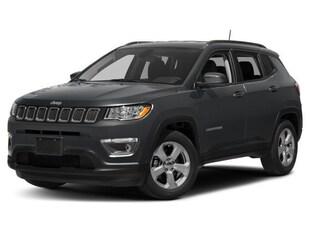 2018 Jeep Compass Trailhawk Sport Utility