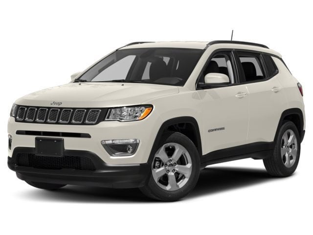2018 Jeep Compass Trailhawk Leather Sunroof  SUV