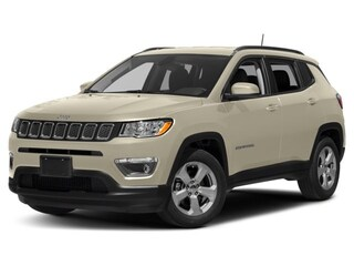 2018 Jeep Compass Limited SUV 9-Speed Automatic