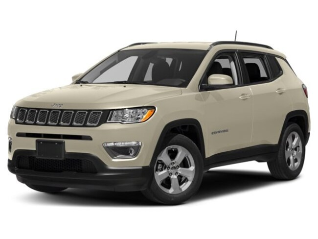 2018 Jeep Compass Limited SUV in Kenora, ON, at Derouard RAM Jeep Dodge Chrysler