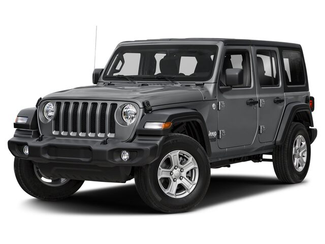 2018 Jeep WRANGLER UNLIMITED Sport S SUV