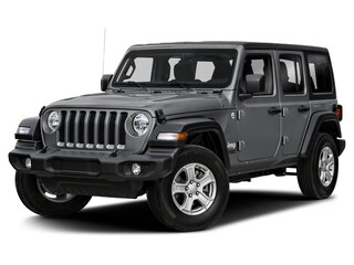 New 2018 Jeep All-New Wrangler Unlimited Sport S Wagon 18230 1C4HJXDG3JW223437 in Embrun, ON