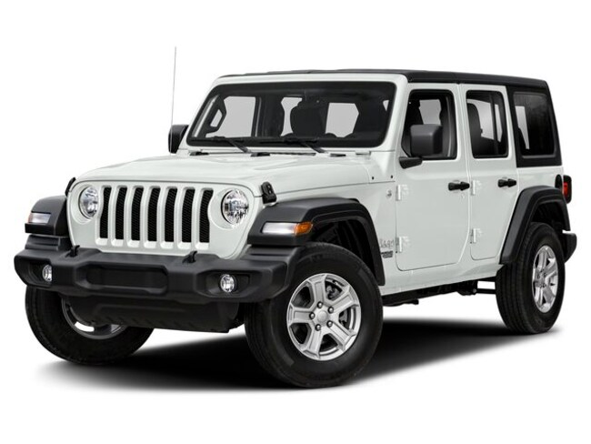 2018 Jeep Wrangler Unlimited Sport S Convertible