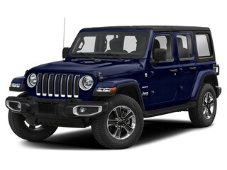 New Chrysler Dodge Jeep Ram 2018 Jeep Wrangler Unlimited Sahara SUV for sale in Vancouver, BC