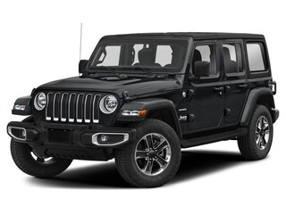 2018 Jeep All-New Wrangler Unlimited Sahara SUV 1C4HJXEG6JW191193