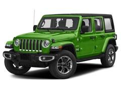 2018 Jeep All-New Wrangler Unlimited Sahara SUV