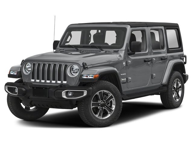 2018 Jeep Wrangler Unlimited Sahara Convertible