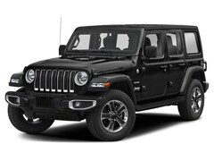 2018 Jeep All-New Wrangler Sahara SUV