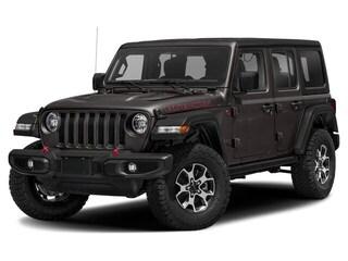 2018 Jeep All-New Wrangler Unlimited Rubicon SUV
