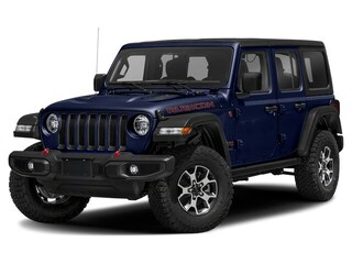New 2018 Jeep All-New Wrangler Unlimited Rubicon SUV for Sale in Hinton