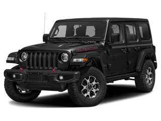 2018 Jeep Wrangler Unlimited Rubicon VUS