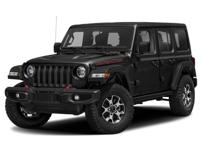 New 2018 Jeep Wrangler Unlimited Rubicon SUV For Sale/Lease Vancouver, BC