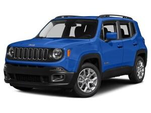 2018 Jeep Renegade North