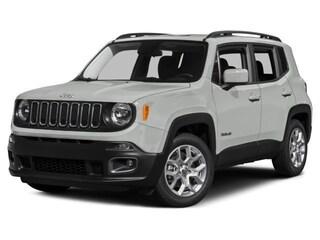 New 2018 Jeep Renegade Altitude SUV in Estevan, SK