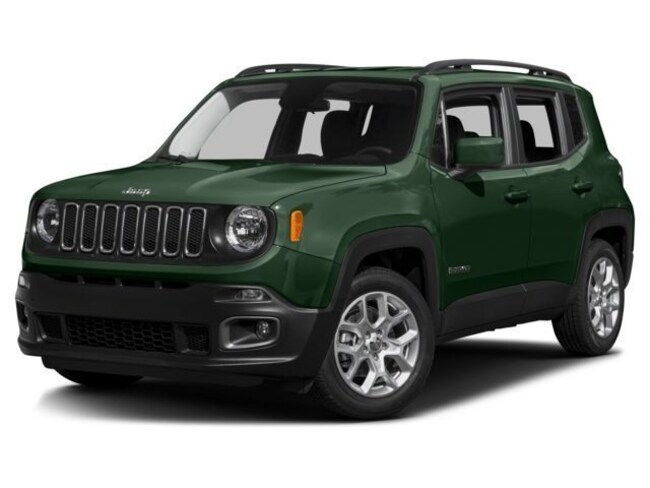 New 2018 Jeep Renegade Altitude SUV Calgary, AB