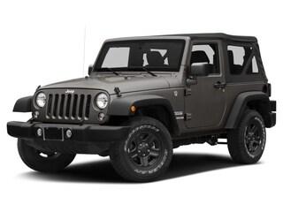 2018 Jeep Wrangler JK Sport SUV 1C4AJWAG0JL898762