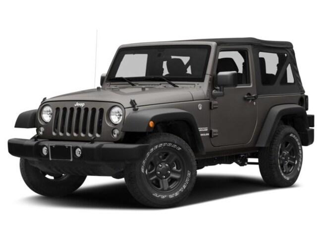 2018 Jeep Wrangler Sport SUV