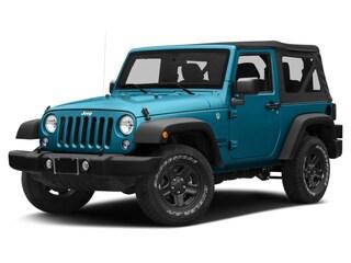 2018 Jeep Wrangler JK SPORT | 6 SPEED | BRAND NEW | SUV