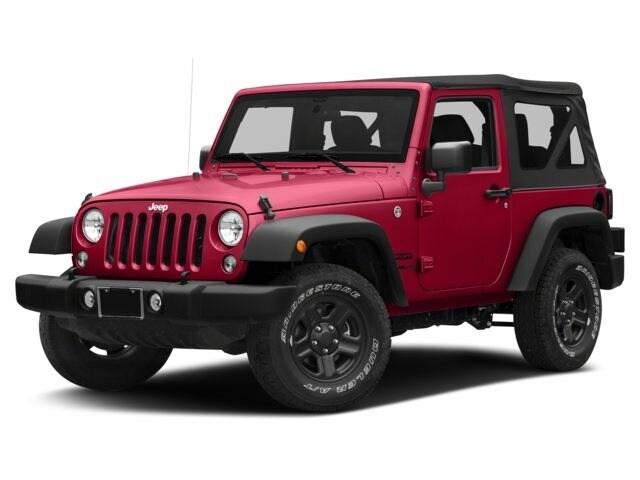2018 Jeep Wrangler JK Convertible