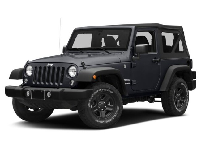 2018 Jeep Wrangler Sport Convertible