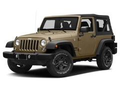 2018 Jeep Wrangler JK Golden Eagle Convertible
