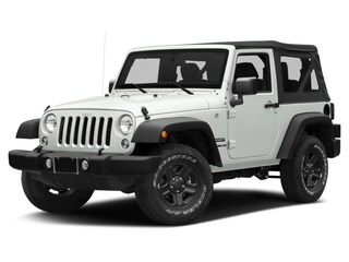 New 2018 Jeep Wrangler JK Sport SUV for Sale in Hinton