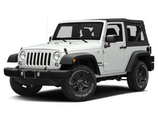 2018 Jeep Wrangler JK Golden Eagle Convertible