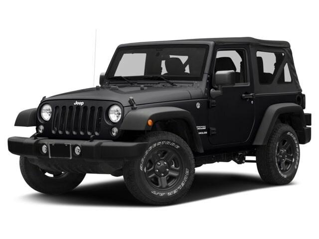 2018 Jeep Wrangler JK Sport Convertible