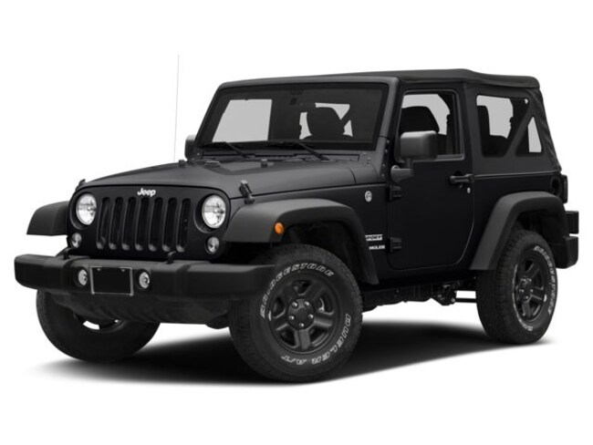New 2018 Jeep Wrangler JK Sport SUV For Sale/Lease Vancouver, BC