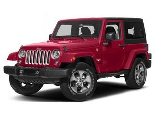 2018 Jeep Wrangler JK Sahara SUV