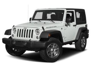 2018 Jeep Wrangler JK Rubicon SUV 1C4BJWCG3JL846057