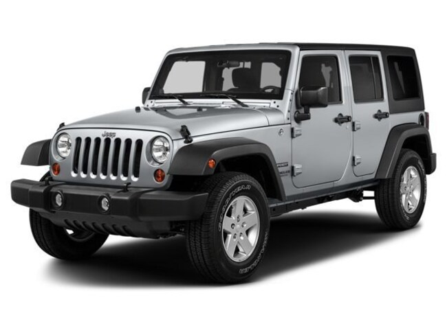 2018 Jeep Wrangler JK Unlimited Sport S Convertible