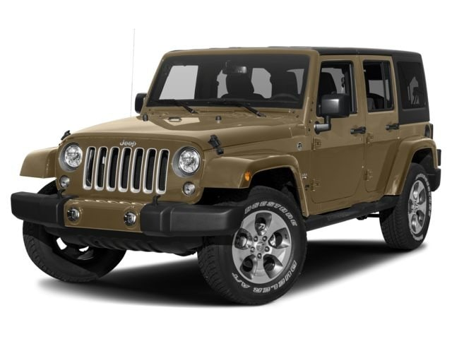 2018 Jeep Wrangler JK Unlimited Sahara Convertible