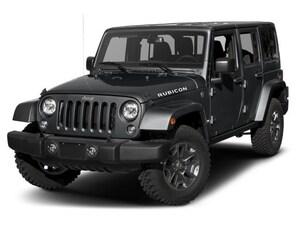 2018 Jeep Wrangler JK Unlimited Rubicon