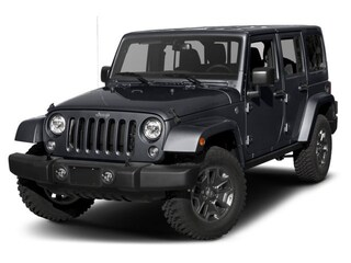 2018 Jeep Wrangler JK Unlimited RUBICON SUV