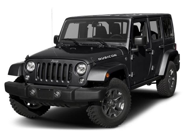 2018 Jeep Wrangler JK Unlimited Rubicon Recon Convertible