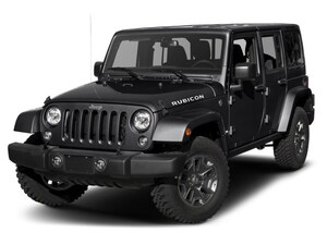 2018 Jeep Wrangler JK Unlimited Rubicon