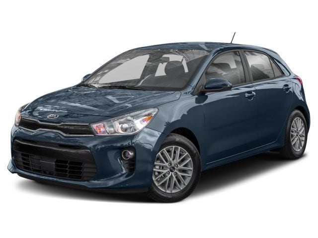 2018 Kia Rio 5 EX Hatchback Automatic [ACT, MP, TSF, DTF, DCCAR] 1.6L Ice Blue