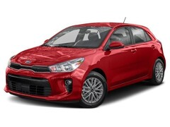 2018 Kia Rio 5 EX Hatchback A6 1.6L Radiant Red