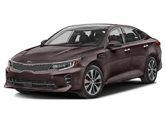 2018 Kia Optima SXL Turbo Sedan A6 [] 2.0L Snow Pearl White