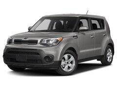 2018 Kia Soul LX Hatchback 6 speed automatic [0] 1.6L Titanium