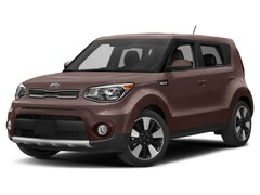 2018 Kia Soul + Hatchback Automatic [] 2.0L Caffeine Brown