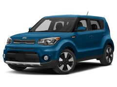 2018 Kia Soul WGN AT EX