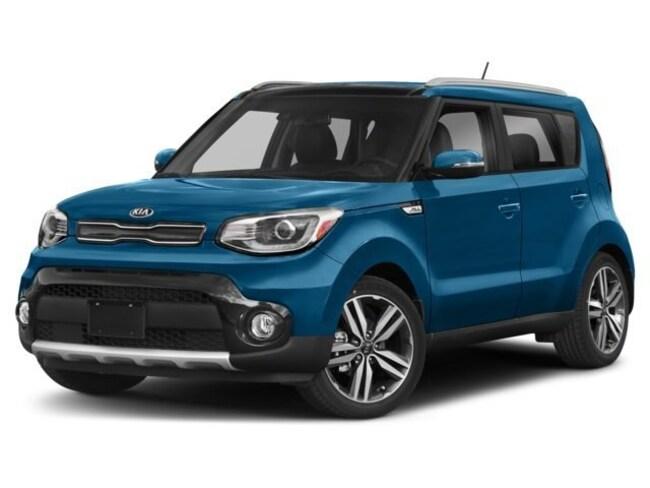 2018 Kia Soul EX Tech Hatchback Automatic 2.0L Caribbean Blue