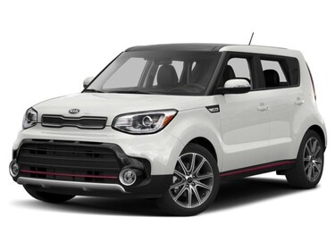 2018 Kia Soul SX Turbo Hatchback