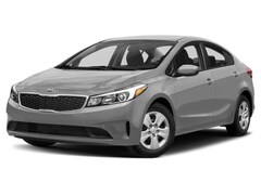 2018 Kia Forte 2.0 LX+ AT Sedan 2.0L Ultra Silver