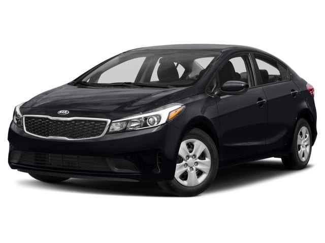 2018 Kia Forte 1.8L I4 LX AT Sedan [] 2.0L Aurora Black